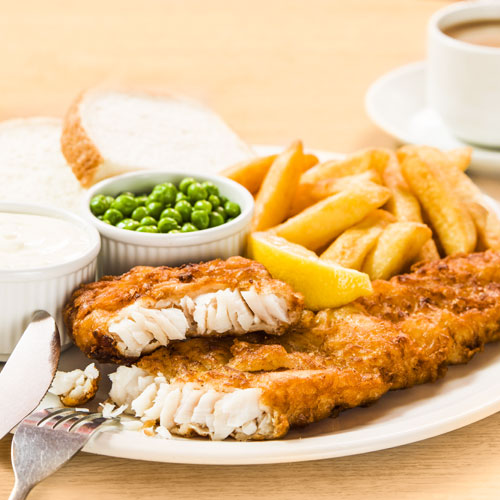 Fish and chips locations all about fish for Oak city fish and chips